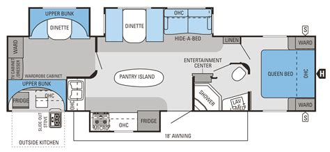 jayco eagle floor plans 2014 eagle travel trailers floorplans prices leisure days rv centre