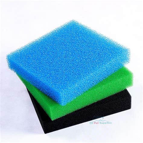 Filter Sponge reticulated open cell foam sponge filter media aquarium