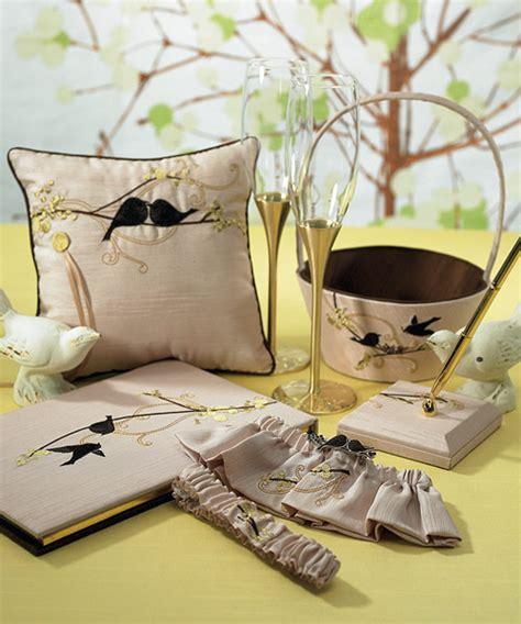love bird themed wedding ideas wedding ideas themes