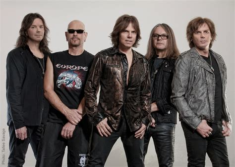 europe band interview europe vocalist talks david bowie geico and