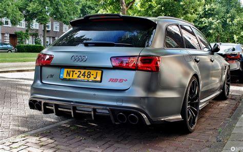 Audi Rs6 Plus by Audi Abt Rs6 Plus Avant C7 2015 16 Juni 2017 Autogespot