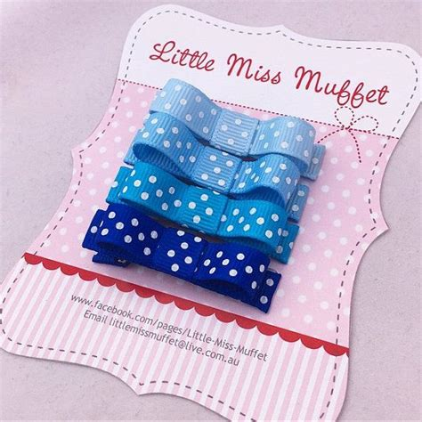 Free Hair Bow Card Holder Template by 19 Best Headband Or Bow Display Cards Images On