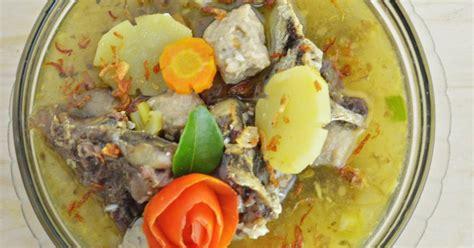 Buah Pala Seger resep soup iga bakso sayur oleh wardat el ouyun cookpad