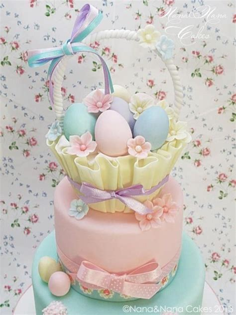 beautiful easter cakes beautiful easter cake easter and spring pinterest