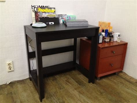 ikea laiva desk review search craft room ideas