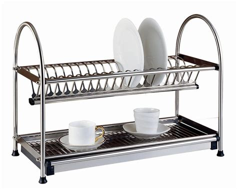 63cm 304 stainless steel dish rack perak end time 2 26