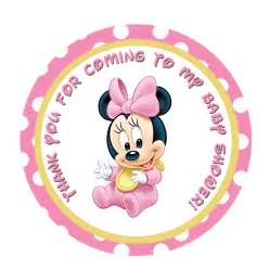 baby minnie mouse baby shower invitation partyexpressinvitations