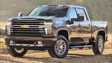 2020 Chevrolet Silverado 2500hd High Country by 2020 Chevy High Country 2500hd Chevrolet Review