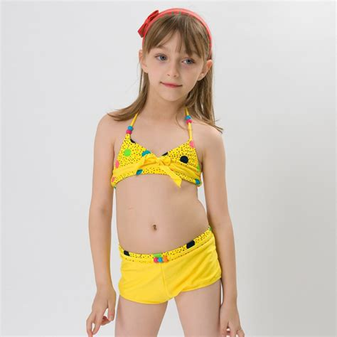 kids swimwear girls aliexpress hiheart 2015 brand baby girl swimwear halter kids swimsuit