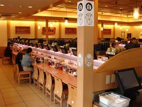 Sushi Restaurants 3 Interesting Places To Out For In Japan For Celiacs