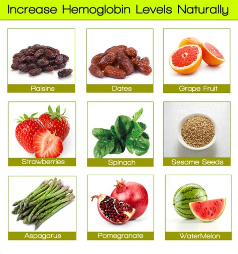 Food Broaden Your Culinary Experience by How To Increase Hemoglobin Level Naturally