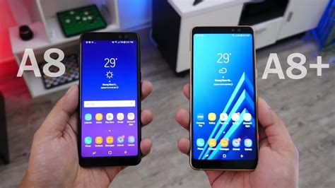 Samsung Galaxy Y A8 Samsung Galaxy A8 Y A8 2018 Oficiales