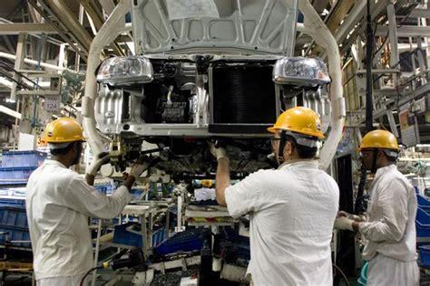 Maruti Suzuki Manufacturing Maruti Suzuki Resumes Production At Gurgaon And Manesar