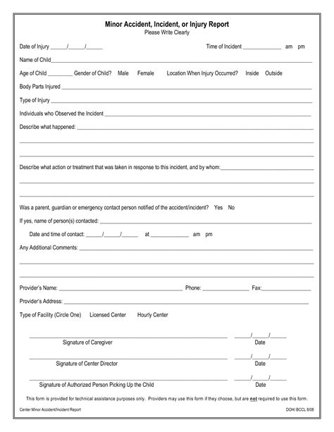 serious incident report template how to write a report after an csusm x fc2