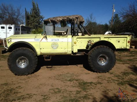 1968 Kaiser Jeep M715 For Sale 1968 Kaiser M715