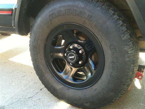 stock black jeep paint stock jeep wheels black