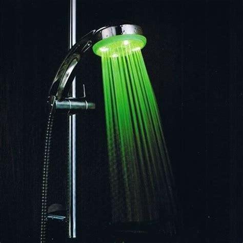color changing led showerhead askmen
