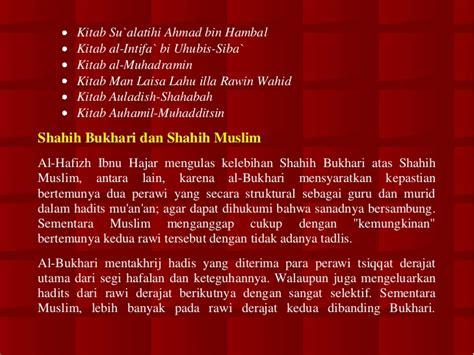 Kumpulan Hadits Shahih Bukhari Dan Muslim kumpulan hadits shahih bukhari muslim
