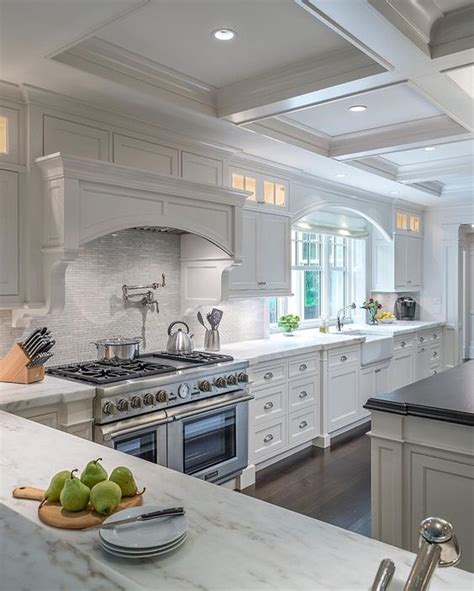 kitchen ceiling design 36 stylish and timeless coffered ceiling ideas for any