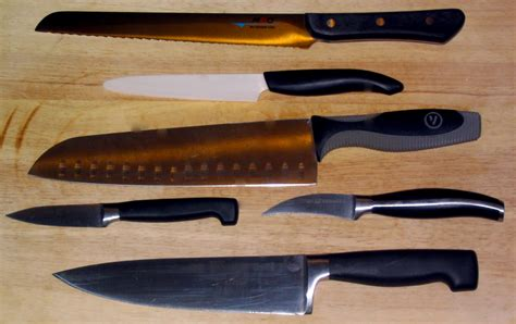 Kitchen Knives Wiki various cooking knives kyocera henckels mac