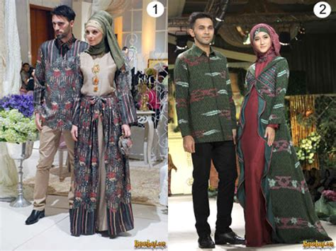 Maxi Tenun Pashmina baju batik muslim brekelesix s