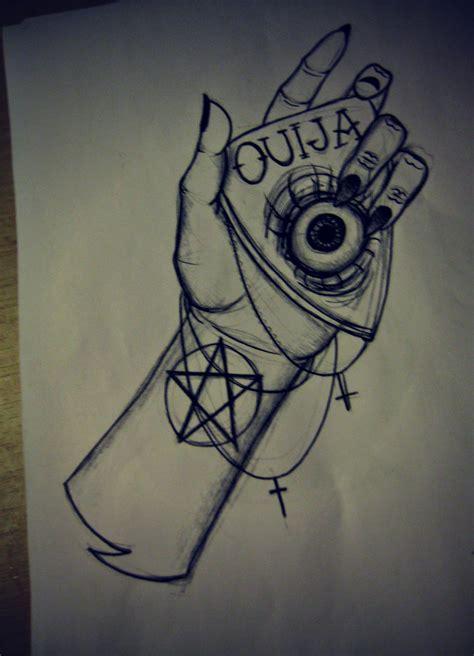 ouija board tattoo pin by garc 237 a on illustration