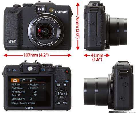 canon powershot g15 digital canon powershot g15 review digital photography review