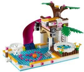 lego friends schwimmbad lego 41008 friends heartlake city pool i brick city