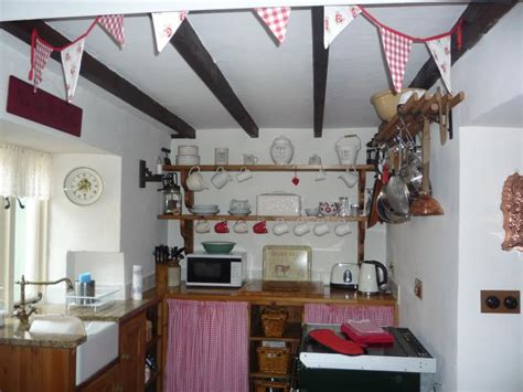 Innkeepers Kitchen by Innkeepers Cottage Retreat In Northumberland