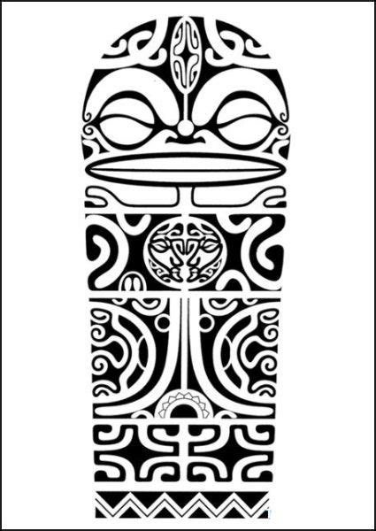 polynesian tiki tattoo designs polynesian shoulder design with marquesan crosses