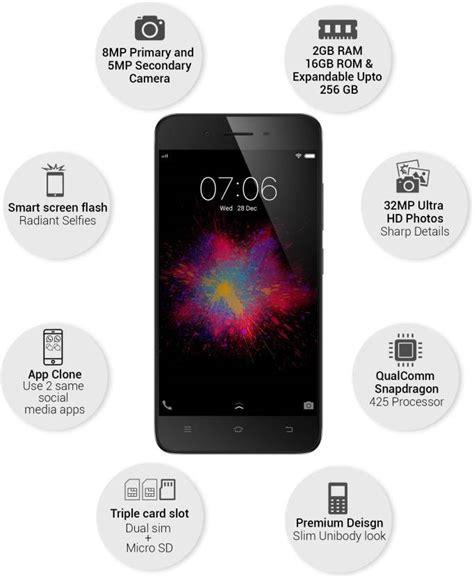 VIVO Y53 (Matte Black, 16 GB) (2 GB RAM) ? Price Deal Today