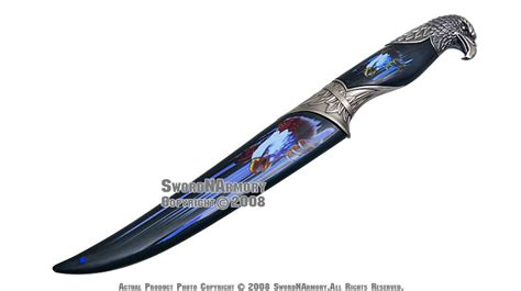 Where Can I Buy An American Eagle Gift Card - american eagle dagger bowie gift knife w colored scab ebay