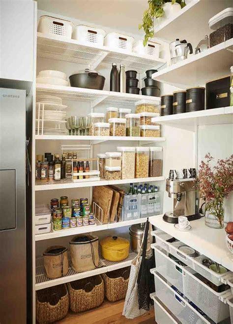 elfa open pantry