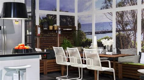 ikea outdoor kitchen ikea cooks up outdoor kitchen real estate property and