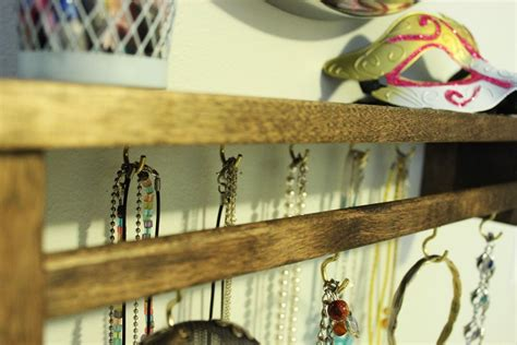 diy ikea wooden spice rack diy jewelry holder out of spice rack ikea hack