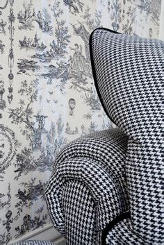 houndstooth pattern in french 1000 ideas about toile de jouy on pinterest toile