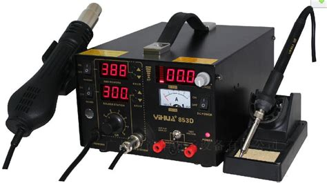Solder Station 936a Solder Temperatur 936a Original 858d mobile phone repair soldering station led digital