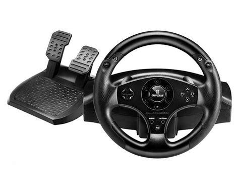 volante ps3 prezzi thrustmaster t80 rs ps4 ps3 volanti e pedali al miglior