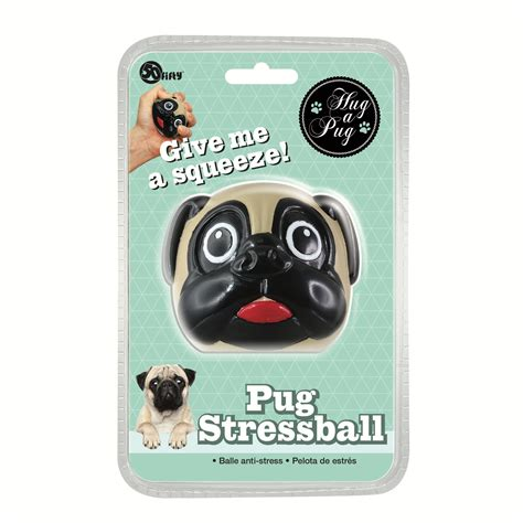 stressed pug pug stress novelty executive office relief puppy gift anti ebay