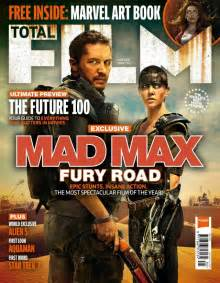 film streaming mad max fury road mad max fury road magazine cover with hardy theron