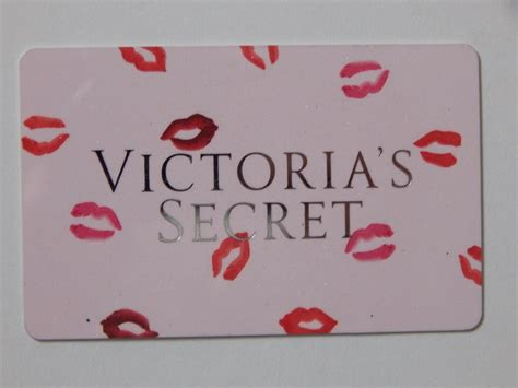 Victoria Secret Balance Gift Card - victoria secret 100 gift card photo 1 gift cards