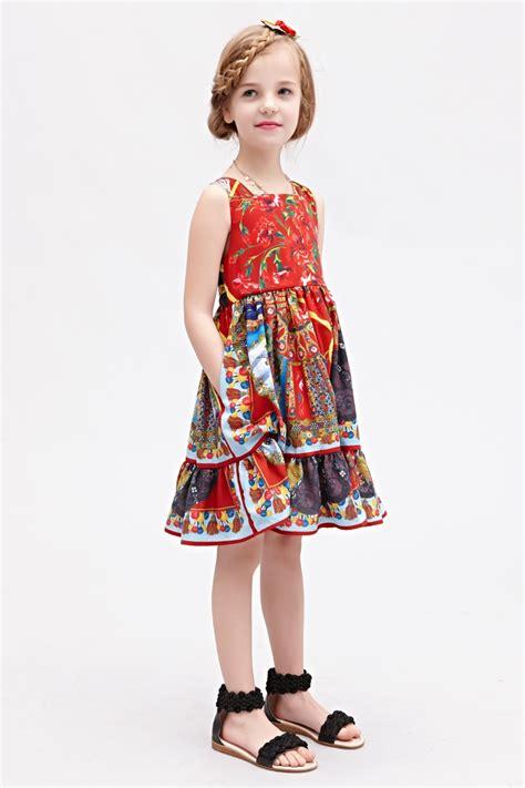 dress 2015 new summer baby dresses