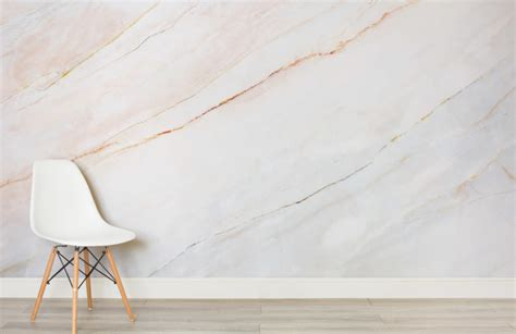 Custom Wall Murals Uk blush pink fade marble wallpaper murals wallpaper