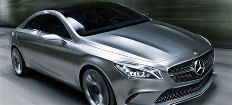 Coupe Stylee by Mercedes Concept Style Coupe Nuevo Prototipo De