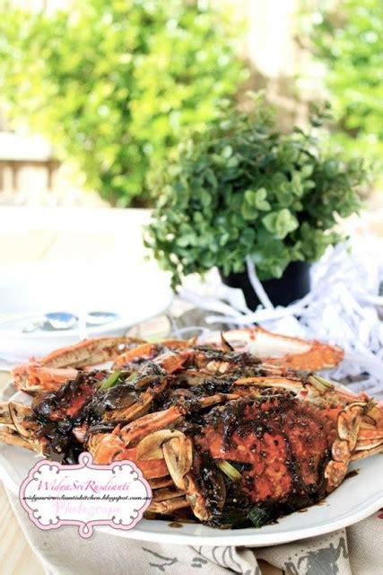 Black Pepper Powder Lada Hitam Bubuk Widya Sri Rusdianti S Kitchen Black Pepper Crab Kepiting