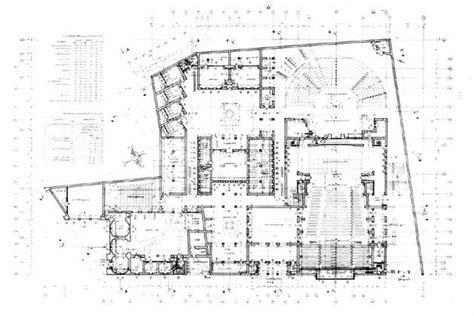 cultural center floor plan cultural centre of garagus design drawing ground floor