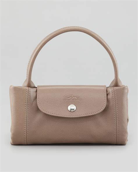 Longch Cuir Small 11 longch le pliage cuir small handbag with in lyst
