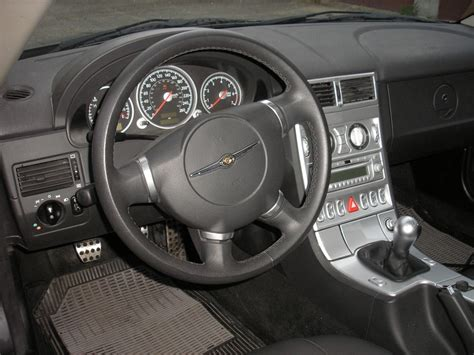 Chrysler Crossfire Interior by 2006 Chrysler Crossfire Interior Pictures Cargurus