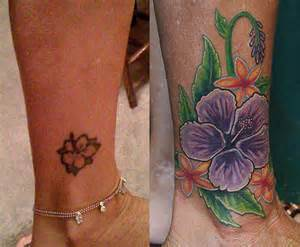 Flower tattoo cover up ideas car tuning