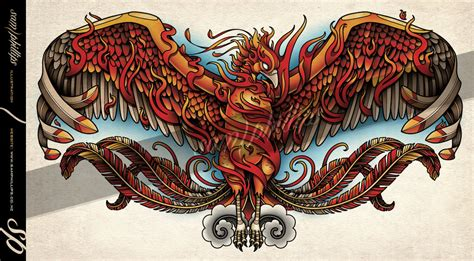 sam phillips tattoo designs chest by sam phillips nz on deviantart